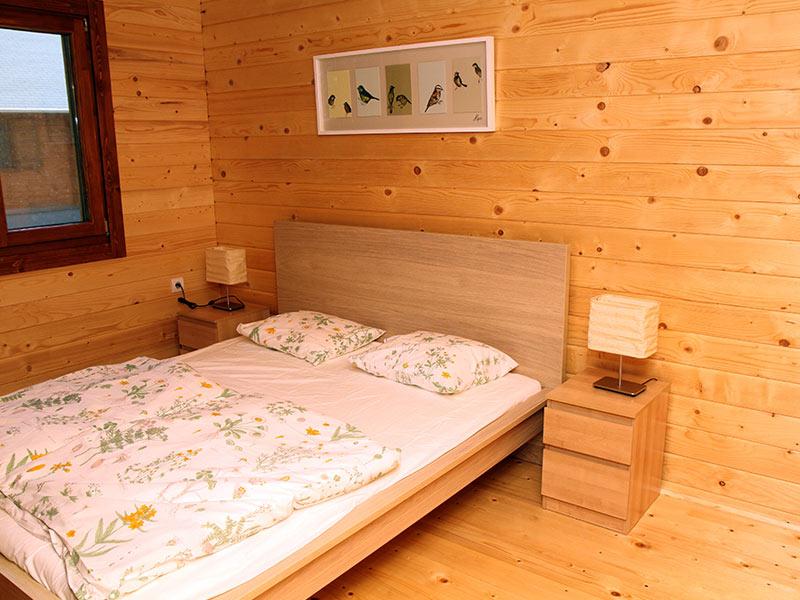 Két kényelmes és modern hálószoba áll rendelkezésre minden apartmanban