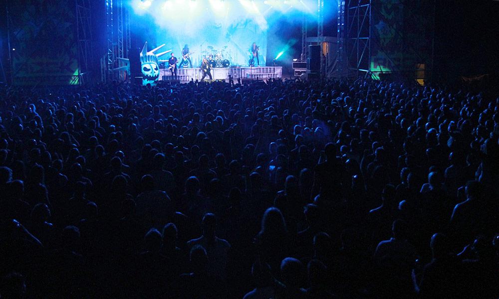 A Szalki sziget kiváló helyszín rendezvények szervezéséhez