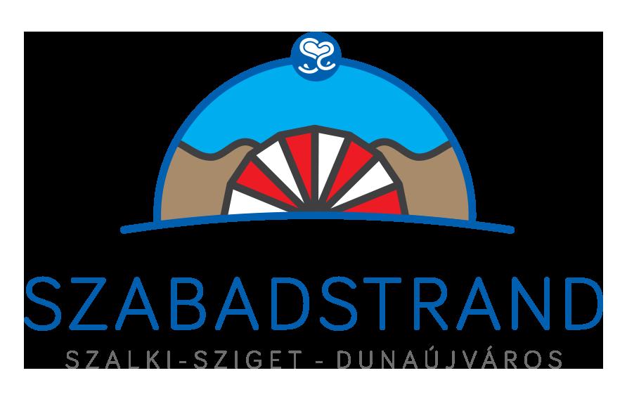 A dunaújvárosi Szabadstrand logója