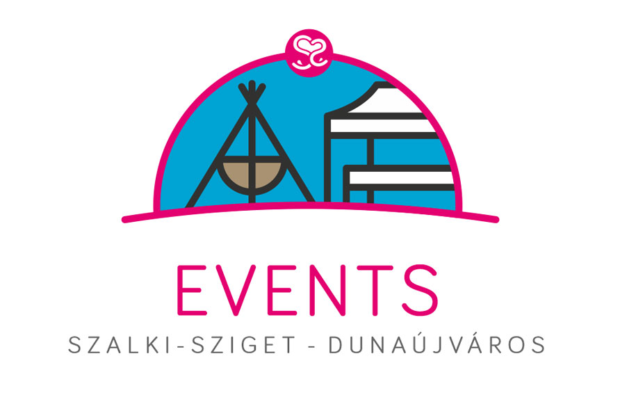 Visit our events in Szalki sziget or organise one yourself