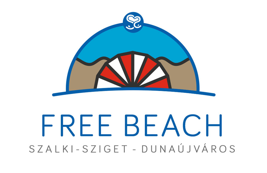 Come and spend a day on our free beach